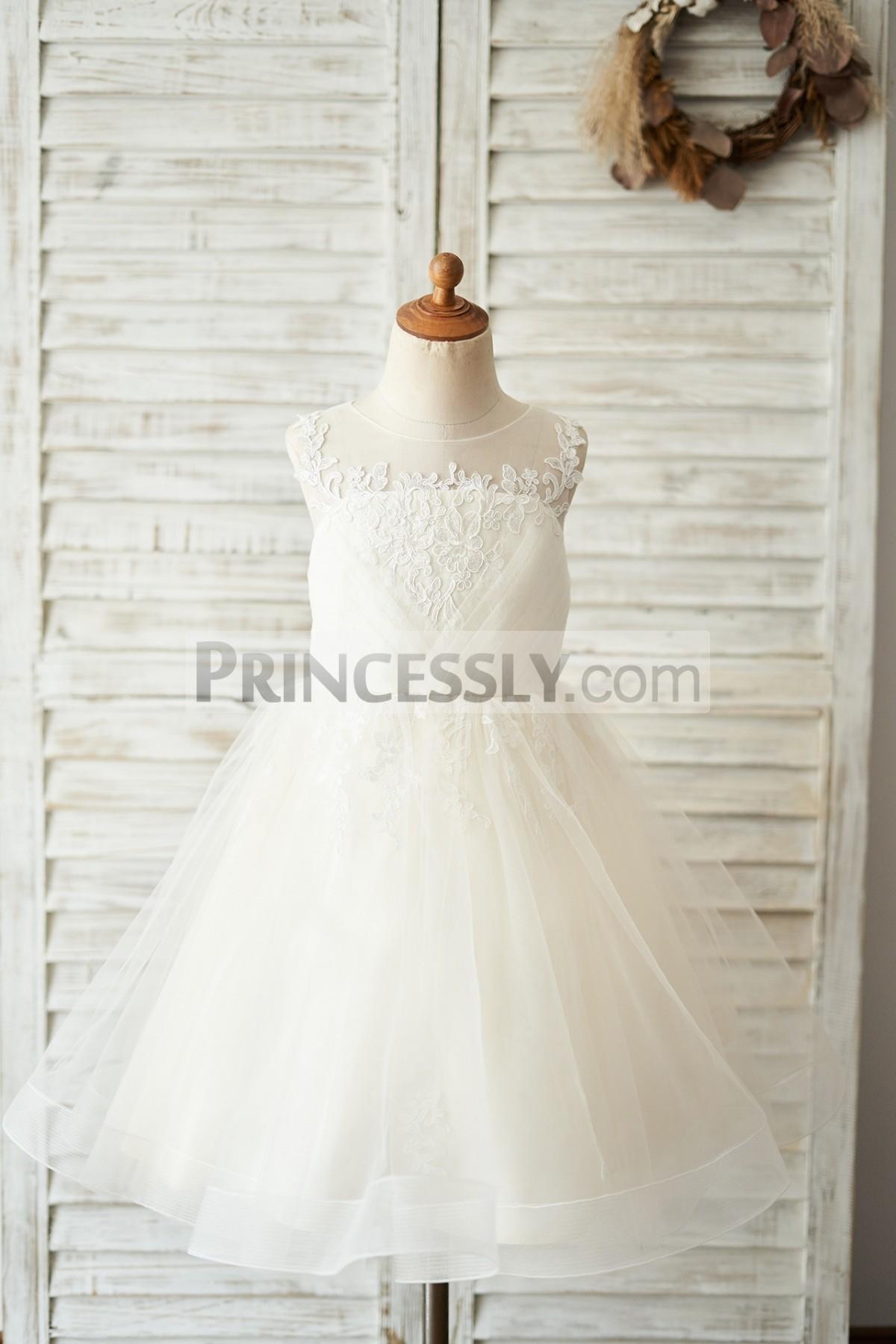 Princessly.com-K1004046-Champagne Lace Tulle Keyhole Back Wedding Flower Girl Dress-31