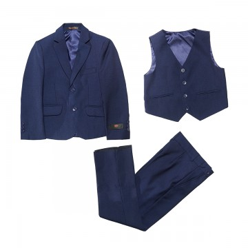 Princessly.com-K1003865-Boys 3 PCS Navy Blue Suit Set for Wedding Formal Occassions-20