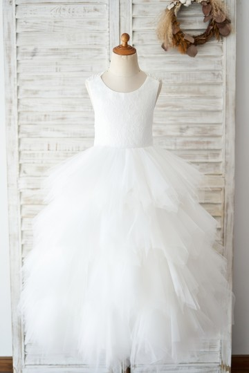 Princessly.com-K1004032-Backless Ivory Lace Ruffle Tulle Wedding Flower Girl Dress-20