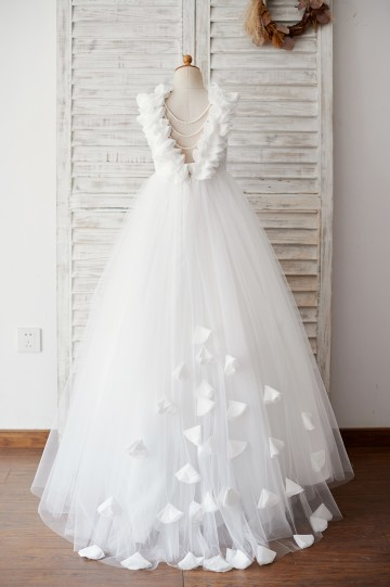 Princessly.com-K1003894-Backless Lace Tulle Wedding Flower Girl Dress with Pearls-20