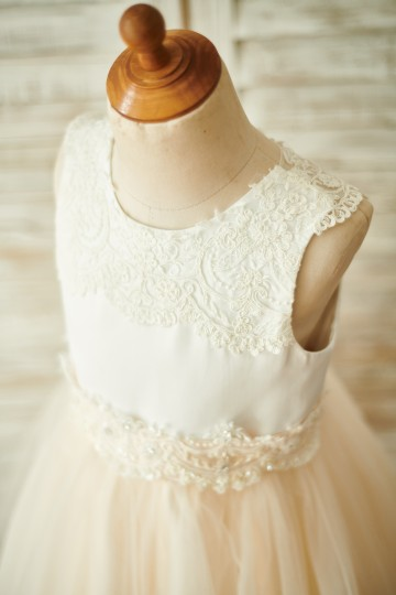 Princessly.com-K1003856-Ivory Lace Champagne Tulle Wedding Flower Girl Dress-20