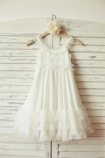 Princessly.com-K1000091-Boho Beach Ivory Chiffon Tulle Flower Girl Dress-20