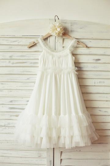 Princessly.com-K1000091-Boho Beach Ivory Chiffon Tulle Flower Girl Dress-20