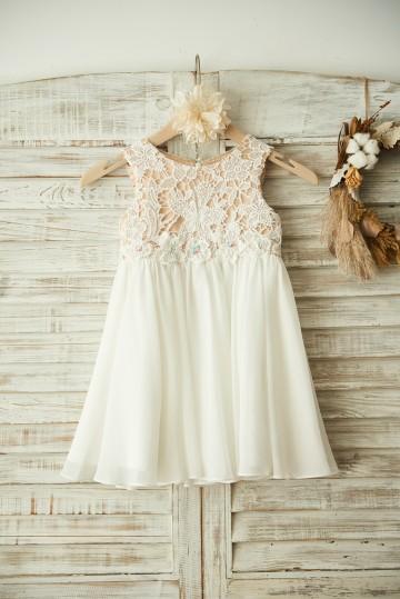 Princessly.com-K1003377-Boho Beach Ivory Lace Chiffon Wedding Flower Girl Dress-20
