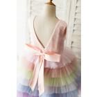 Princessly.com-K1004124-Glittering Tulle Cupcake V Back Wedding Flower Girl Dress-01