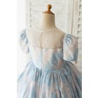 Princessly.com-K1004132-Blue Lace Short Sleeves Wedding Flower Girl Dress-01