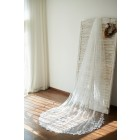 Princessly.com-K1003861-Cathedral Long Tulle 3D Flowers Wedding Veil Bridal Veil-01