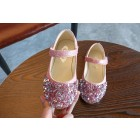 Princessly.com-K1003945-Gold/Silver/Pink Leather Sequins Flower Girl Shoes Kids Baby Girl Princess Shoes-01