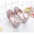 Princessly.com-K1003936-Silver/Pink Glitter Rhinestone High Heel Baby Kids Princess Party Shoes Wedding Flower Girl Shoes-01