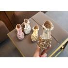 Princessly.com-K1003933-Silver/Gold/Pink Beaded Flower Girl Shoes Baby Dancing Kids Sandals Wedding Shoes-01