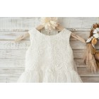 Princessly.com-K1003452-Ivory Lace Tulle Wedding Flower Girl Dress with Big Bow-01